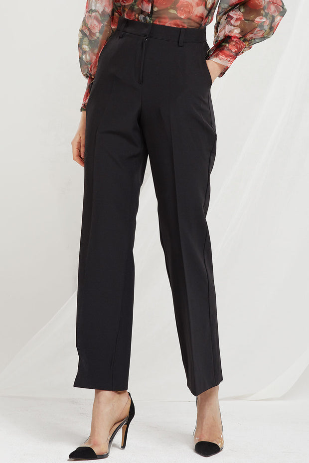 storets.com Rose Wide Leg Pants-2 Colors