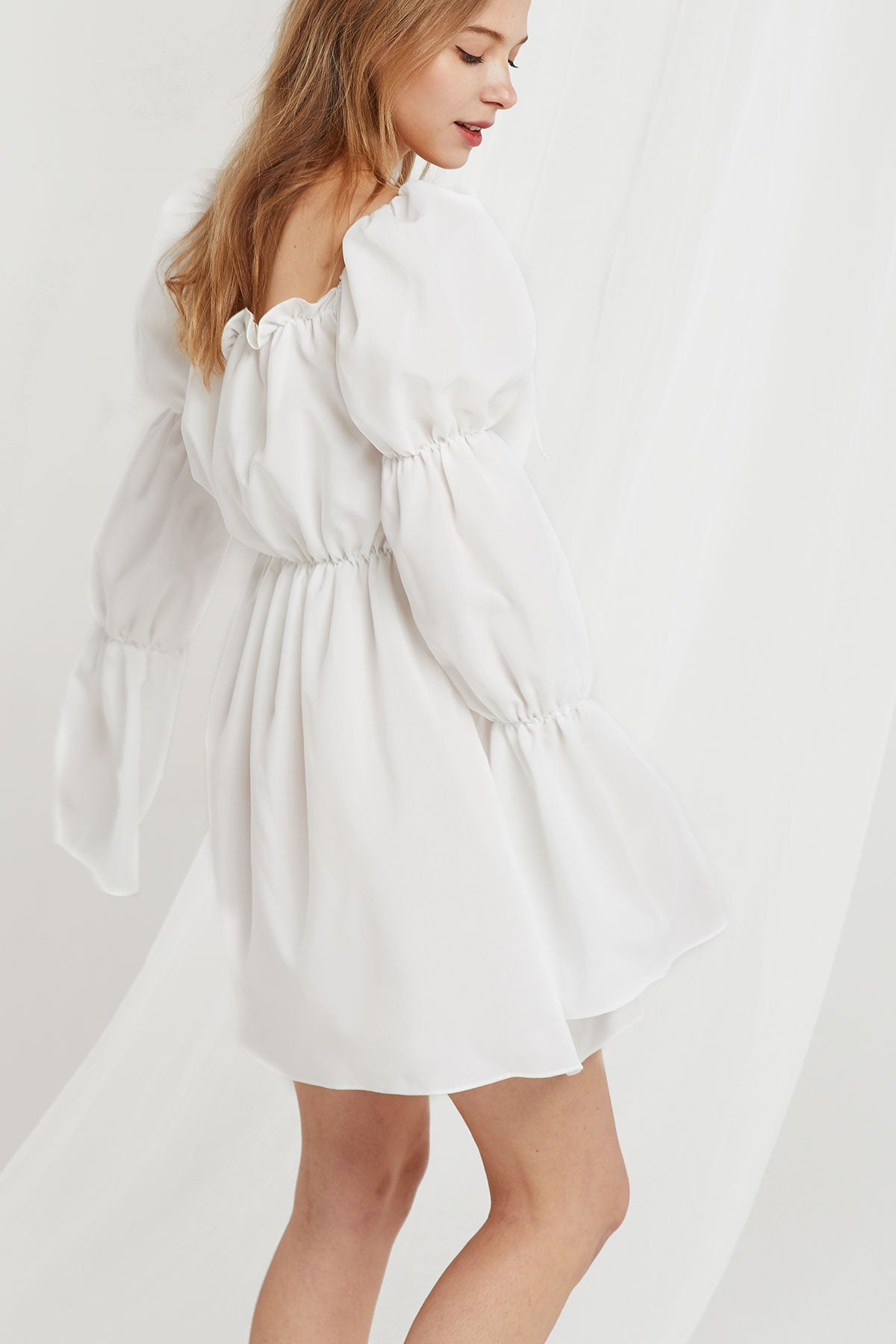 Effie Marie Sleeves Dress (Pre-Order)