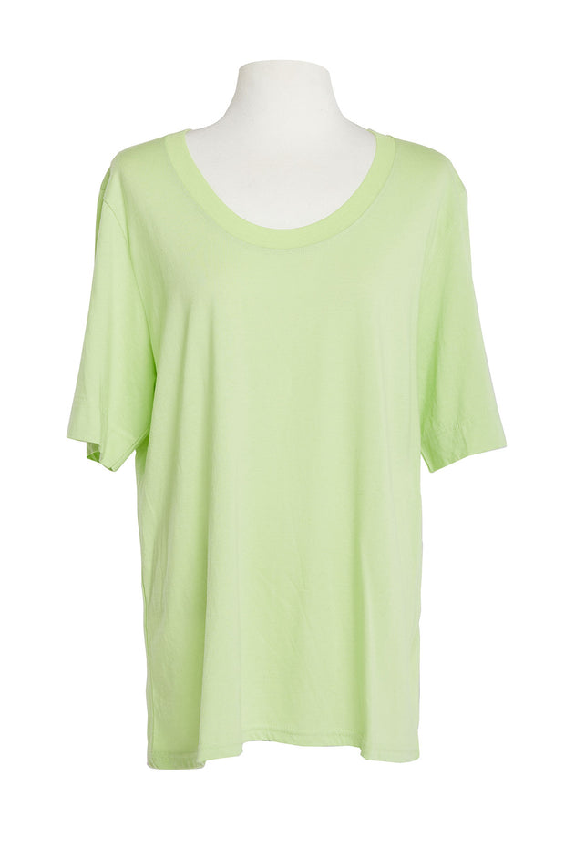 Kylie Slub T-Shirt-3 Colors