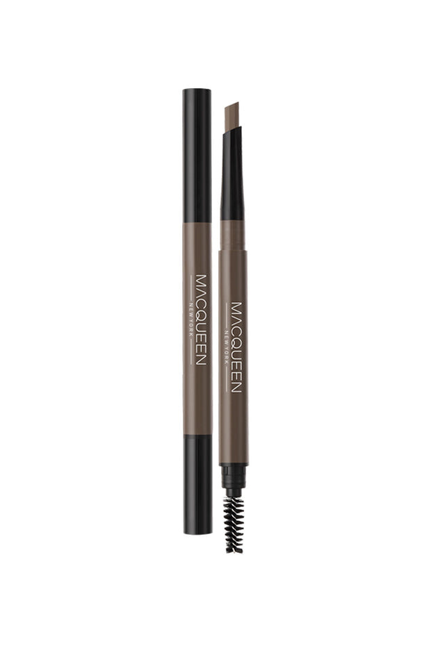 storets.com MACQUEEN Newyork My Strong Auto Eyebrow Pencil - Hard Powder