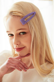 Beads Embellished Barrette