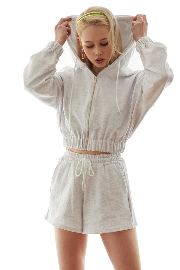 River Sweat Hoodie 3-Piece Set