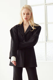 storets.com Ariel Structured Pintuck Jacket