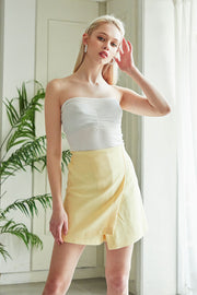 storets.com Morgan Ruched Tube Top