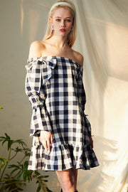 Amelia Off Shoulder Dress