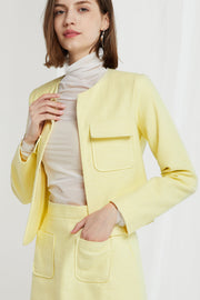 storets.com Siena Patch Pocket Crop Jacket-2 Colors