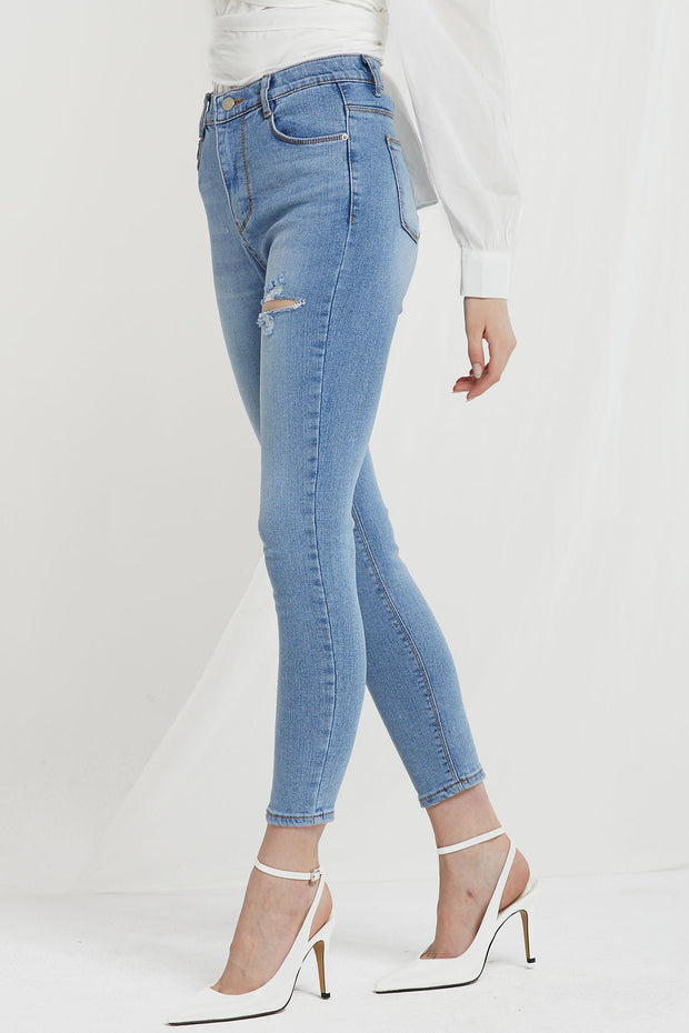 storets.com Robyn Ripped Skinny Jeans
