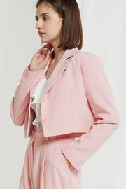 Chelsia Crop Jacket-2 Colors