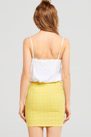 storets.com Betty H-line Mini Skirt