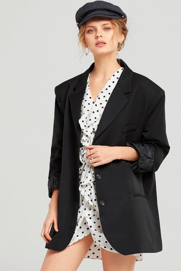 Joan Padded Oversize Jacket