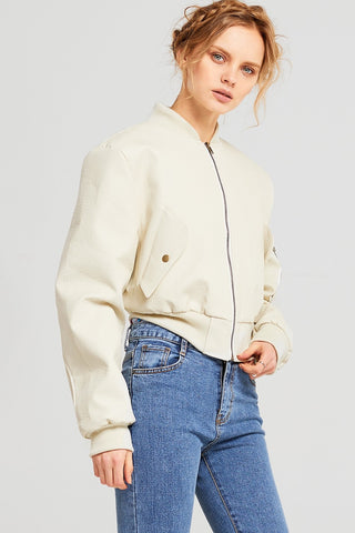 Dorothy Air Leather Bomber