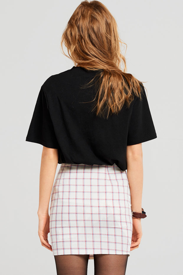 Betty H-line Mini Skirt
