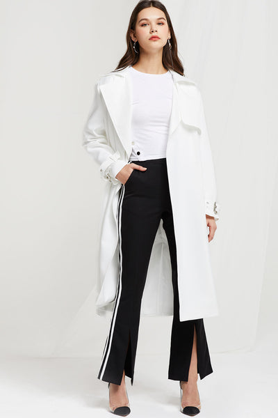 Mika Belted Trench Coat