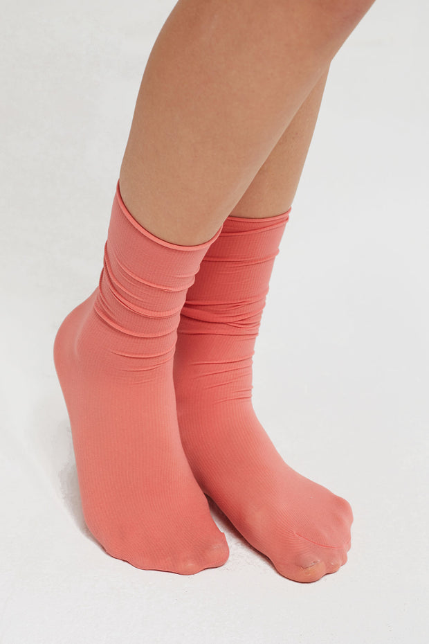 Color Socks Stockings-2 Colors