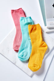 Pop Color Socks