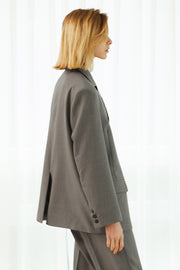 Olivia Oversized Long Blazer