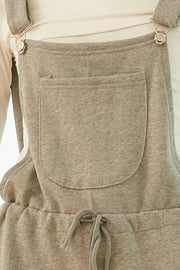 Evelyn Sweat Overalls
