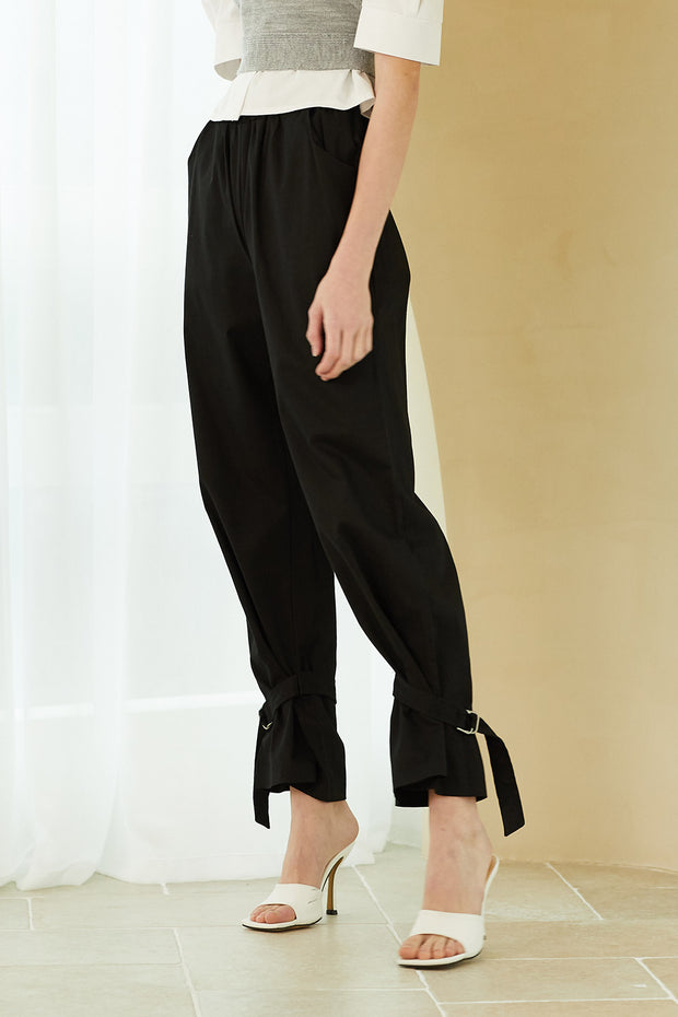 Julia Tab Detail Pants