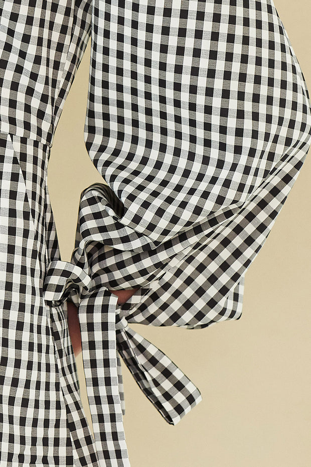 Blair Gingham Romper