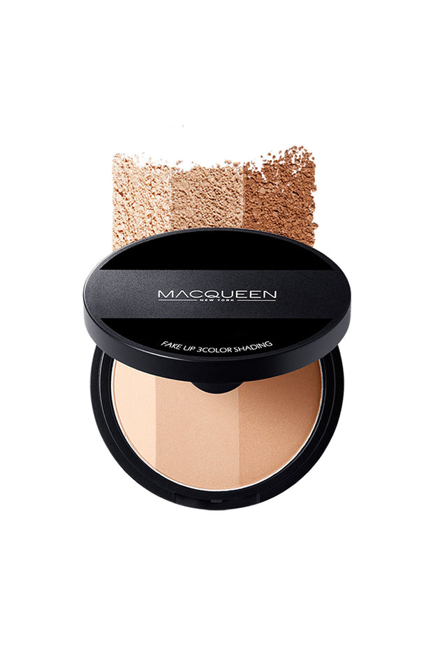 MACQUEEN Newyork Fake Up 3Color Shading