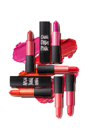MACQUEEN Newyork Hot Place In Lipstick