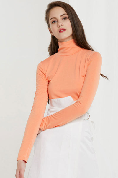 storets.com Ura High Neck Crop Top