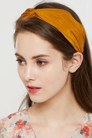 storets.com Twist Knot Pleather Headband