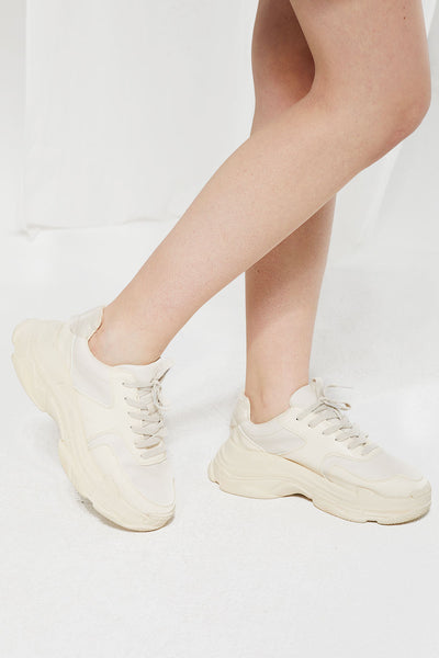 Chunky Sole Sneakers by STORETS