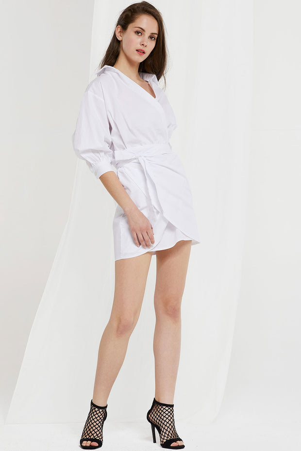 Gracie Wrap Dress