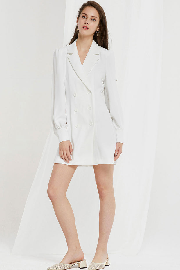 Kylie Tailored Jacket Dress