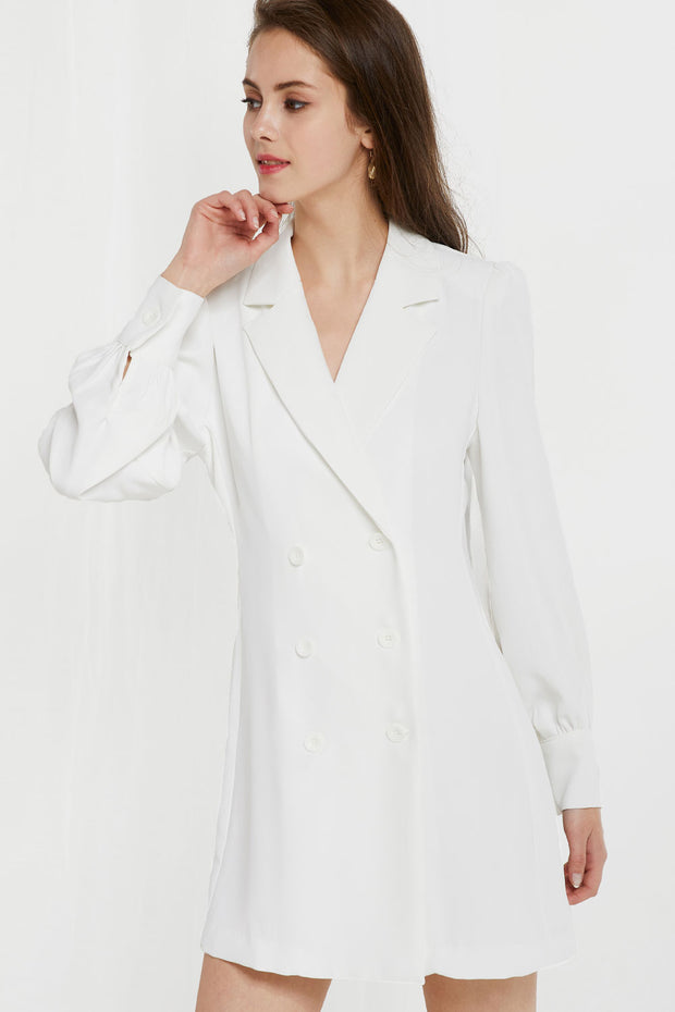 Kylie Tailored Jacket Dress by STORETS