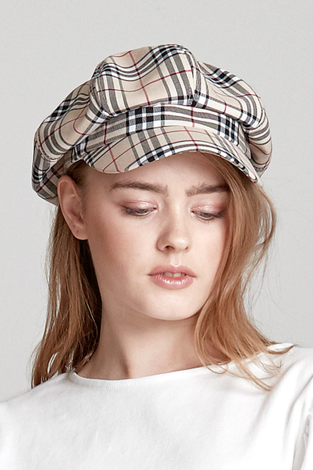 storets.com Burberry Check Fiddler Hat
