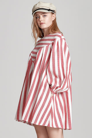 Julia Two Way Stripe Dress