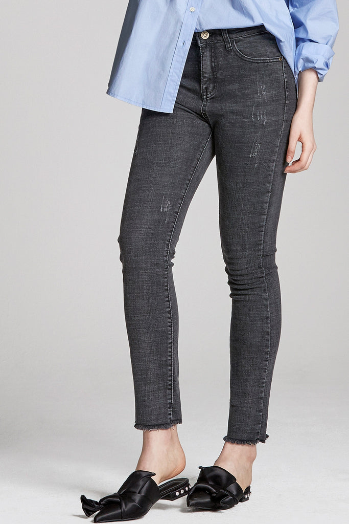Lori Roll Up Jeans