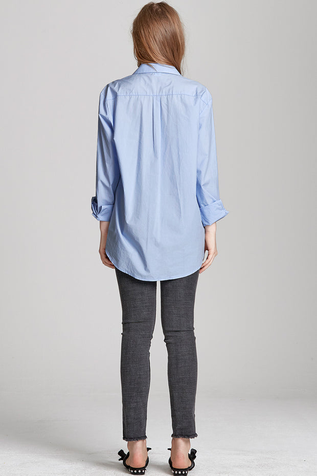 Jane Basic Spring Shirt