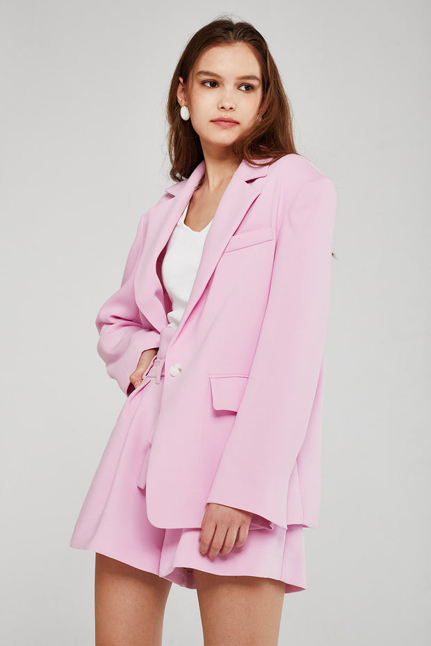 storets.com Scarlett Oversized Fit Jacket