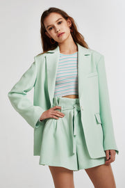 Scarlett Oversized Fit Jacket