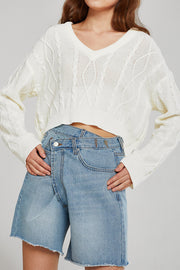 storets.com Anne Fisherman Sweater Top