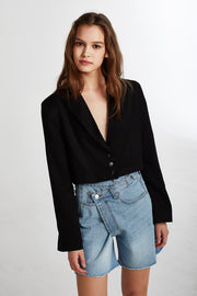 Cathy Cropped Jacket