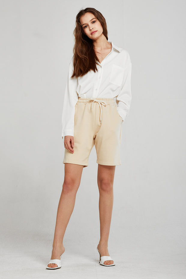 Willow Drawstring Waist Shorts