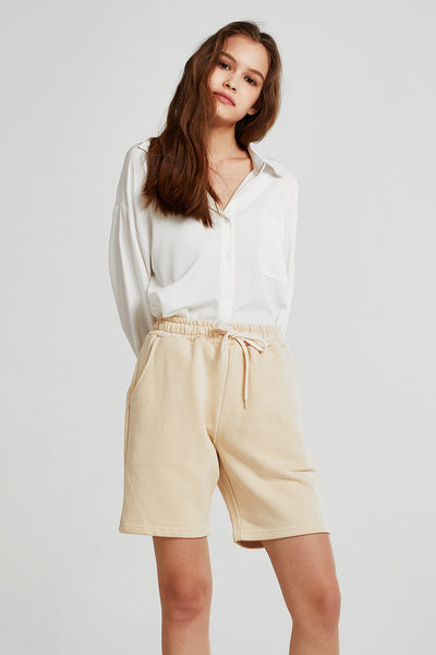 storets.com Willow Drawstring Waist Shorts