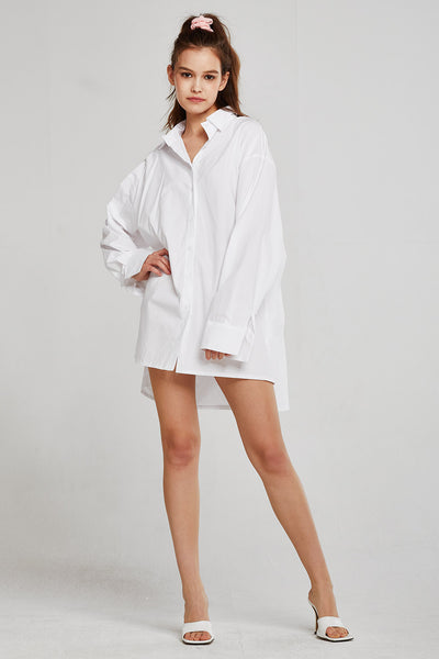 Nova Boyfriend Fit Shirt