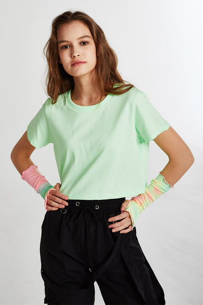 Eleanor Cropped T-shirt