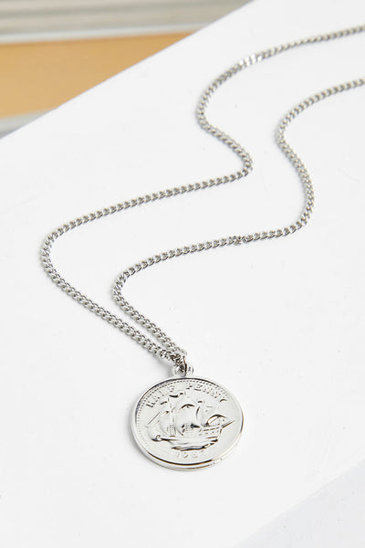 Coin Necklace by storets