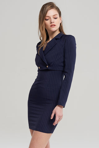 Velma Fitted Dress Suite Set