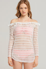 storets.com Cindy Tassel Cover Up