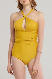 Giny Halter Swimsuit