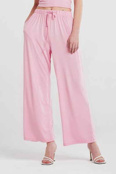 Caroline Wide Leg Lounge Pants