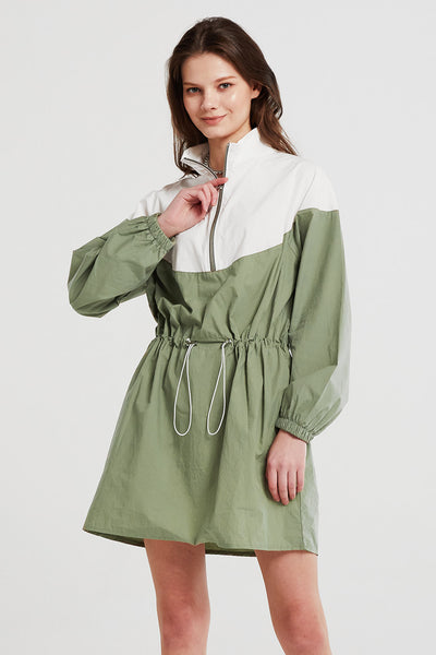 Eleanor Anorak Dress