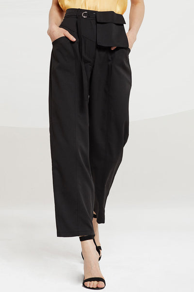 Elliott Slouchy Pants w/ Belt Bag